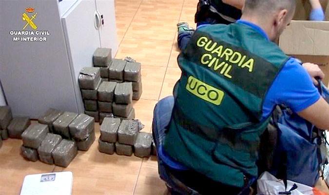 El narcotráfico no guarda cuarentena