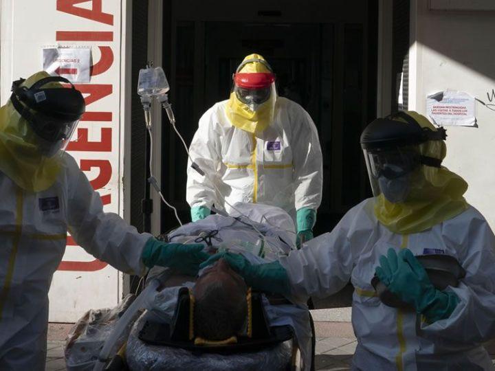 """Tras el """"paciente cero"""" que contagio el coronavirus"""