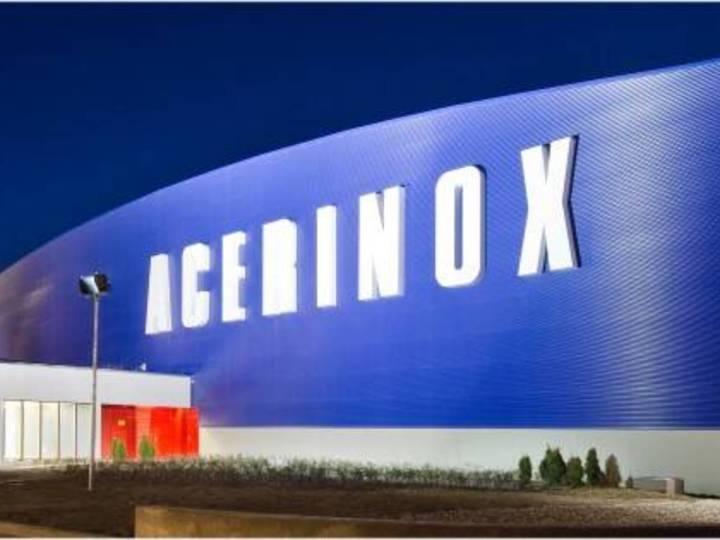 Acerinox aplicará un ERTE a 2.000 empleados de su planta de Cádiz