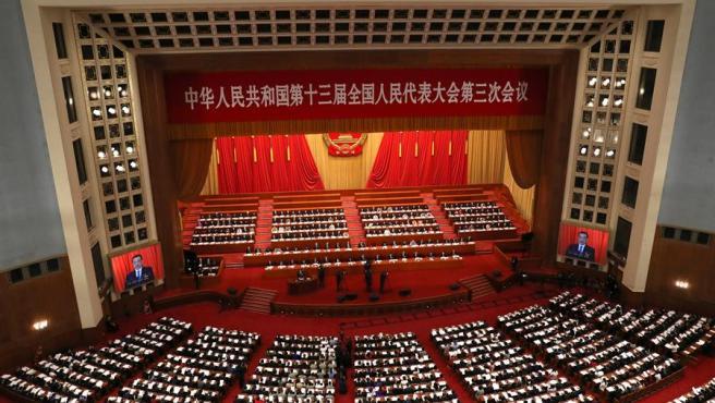 """La """"nueva Guerra Fría"""" según el presidente chino Xi Jinping"""