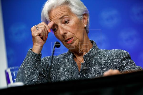 El FMI advierte sobre una mayor caída en el crecimiento mundial debido al Covid-19