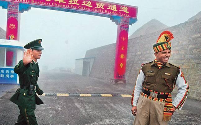 Escalada militar en el conflicto fronterizo entre China y la India