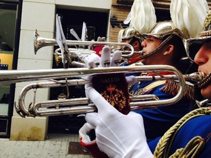 Las bandas de música procesional podrán ensayar en la calle