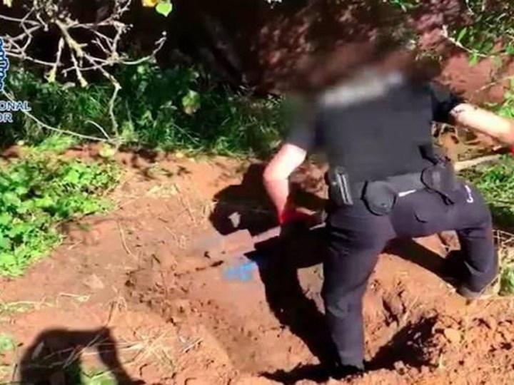 Operación antidroga: tres detenidos en Coria, Sevilla, con 8 kilos de cocaína y heroína