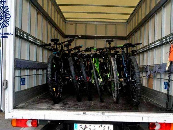 Libre el sevillano acusado de robo de 14 bicis en Huelva