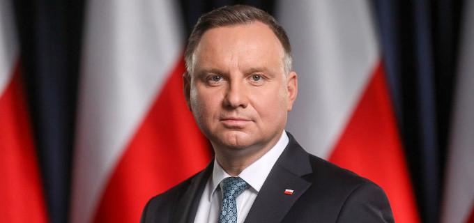 El ultraderechista presidente polaco promete en campaña luchar contra la 'ideología LGTBI'