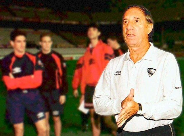 El Sevilla envía mensaje de ánimo a Bilardo tras su positivo por coronavirus