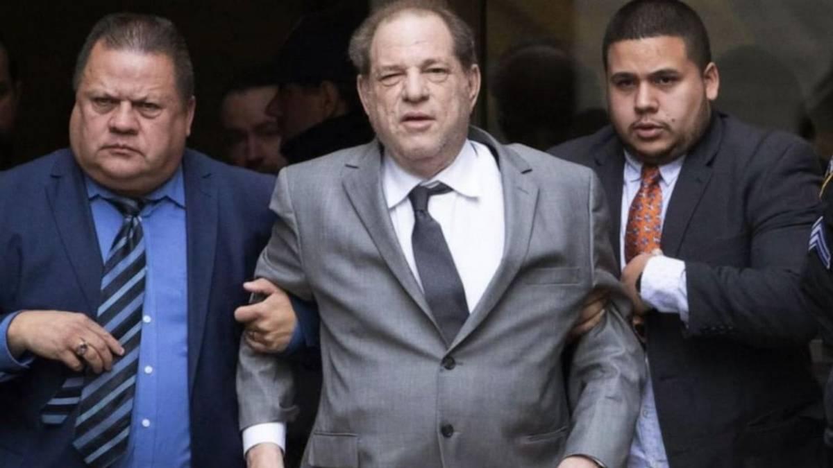 Acusan de nuevos delitos de violación a Harvey Weinstein, una de ellas menor de edad