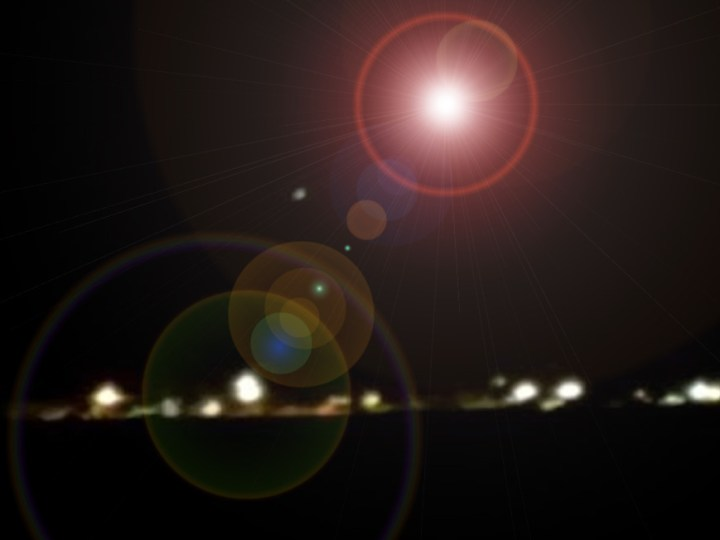 Encuentros OVNIs en la ribera del Hueznar