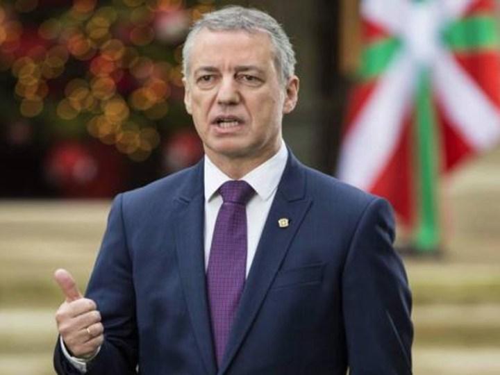 Urkullu repite victoria electoral en el País Vasco