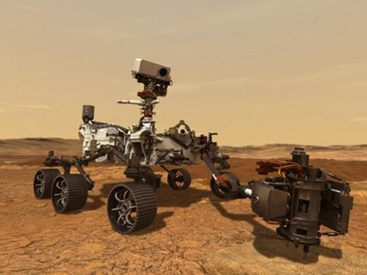 La NASA buscará saber más del clima de Marte con el robot Perseverance