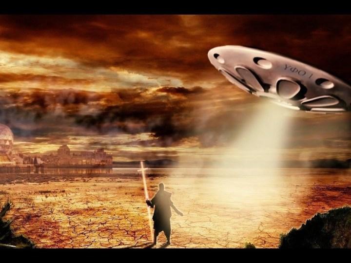 La presencia de los OVNI en la Biblia