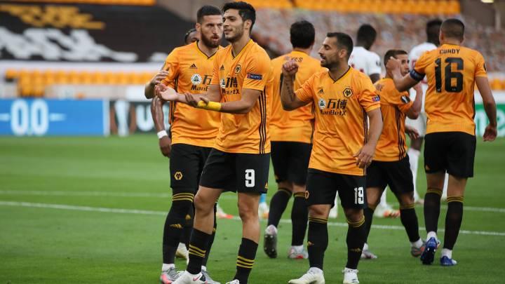El Wolverhampton se medirá al Sevilla FC para acceder a semifinales