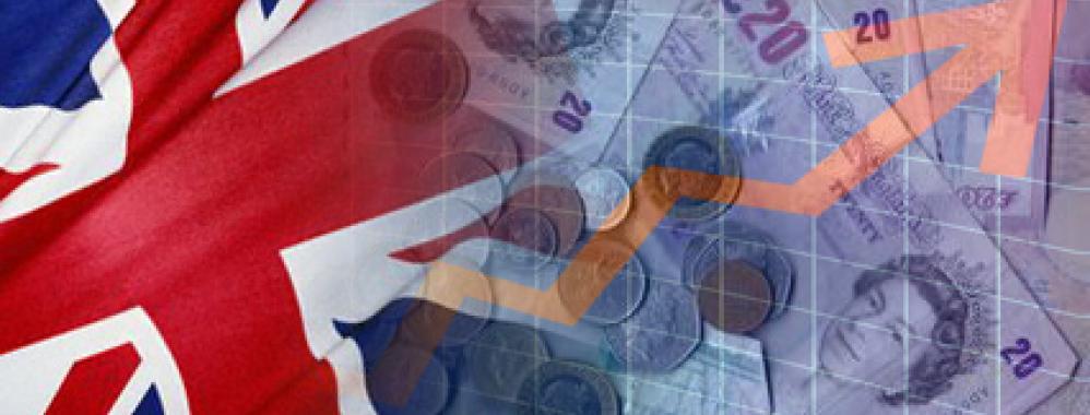 Desplome record del PIB de Reino Unido al 20,4%