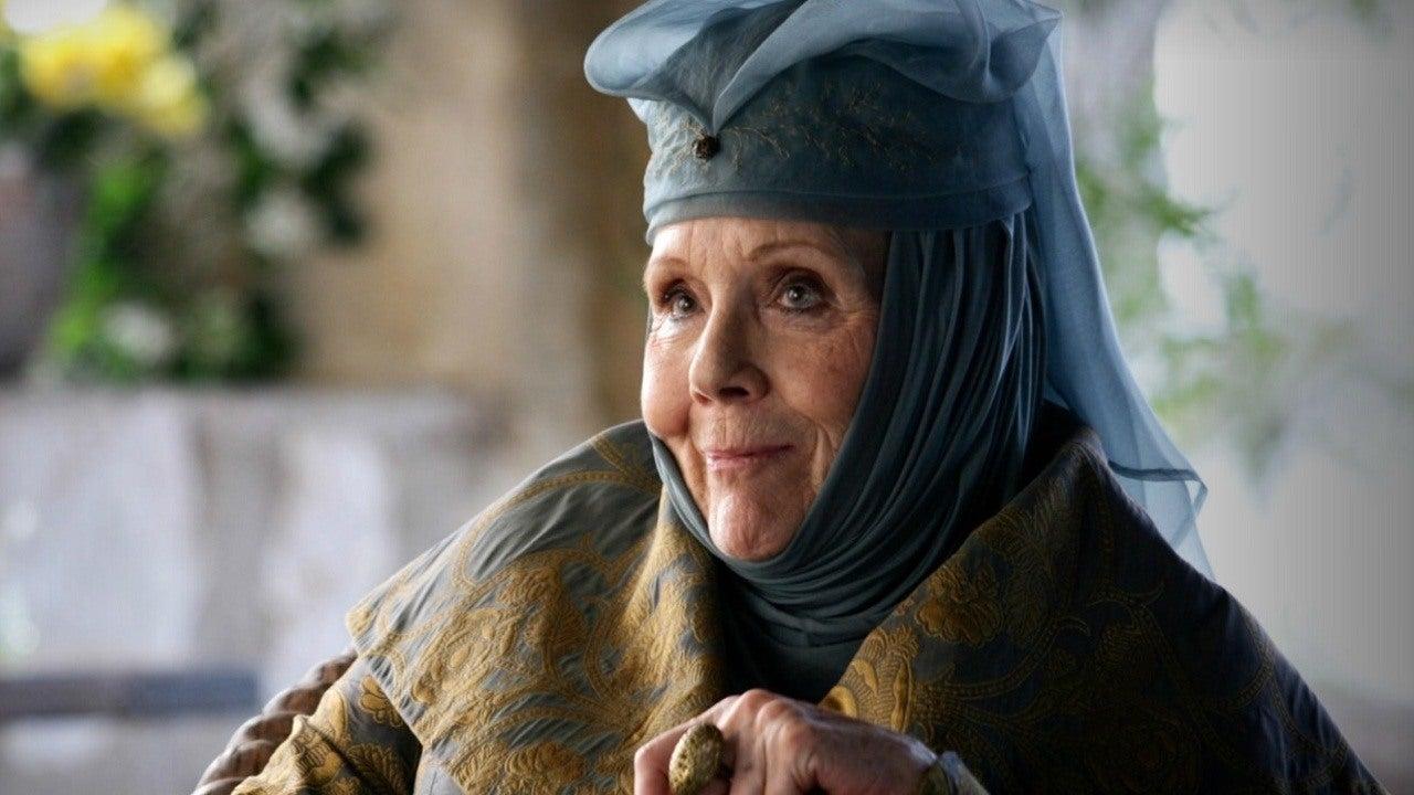 Fallece a los 82 años la actriz de 'Juego de Tronos' Diana Rigg