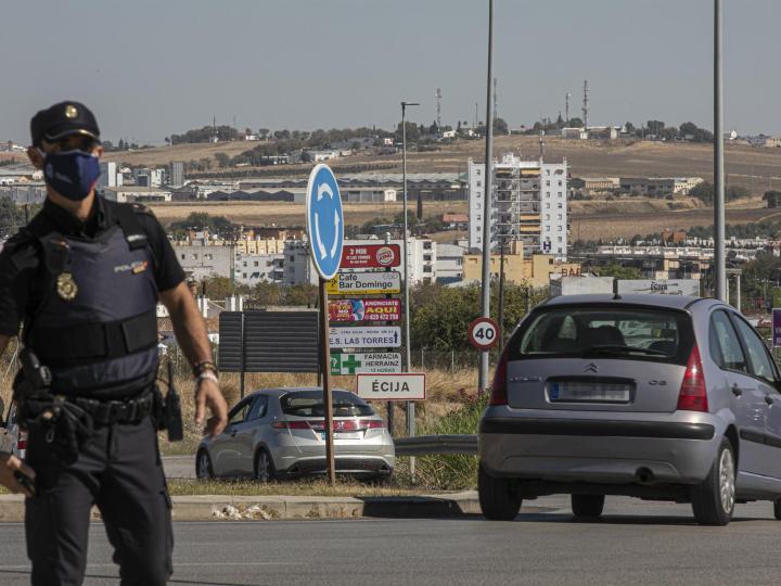 Andalucía levanta el confinamiento en Linares, Almodóvar y Casariche