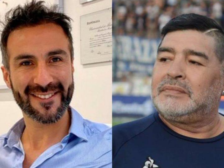 Imputan al médico de Maradona