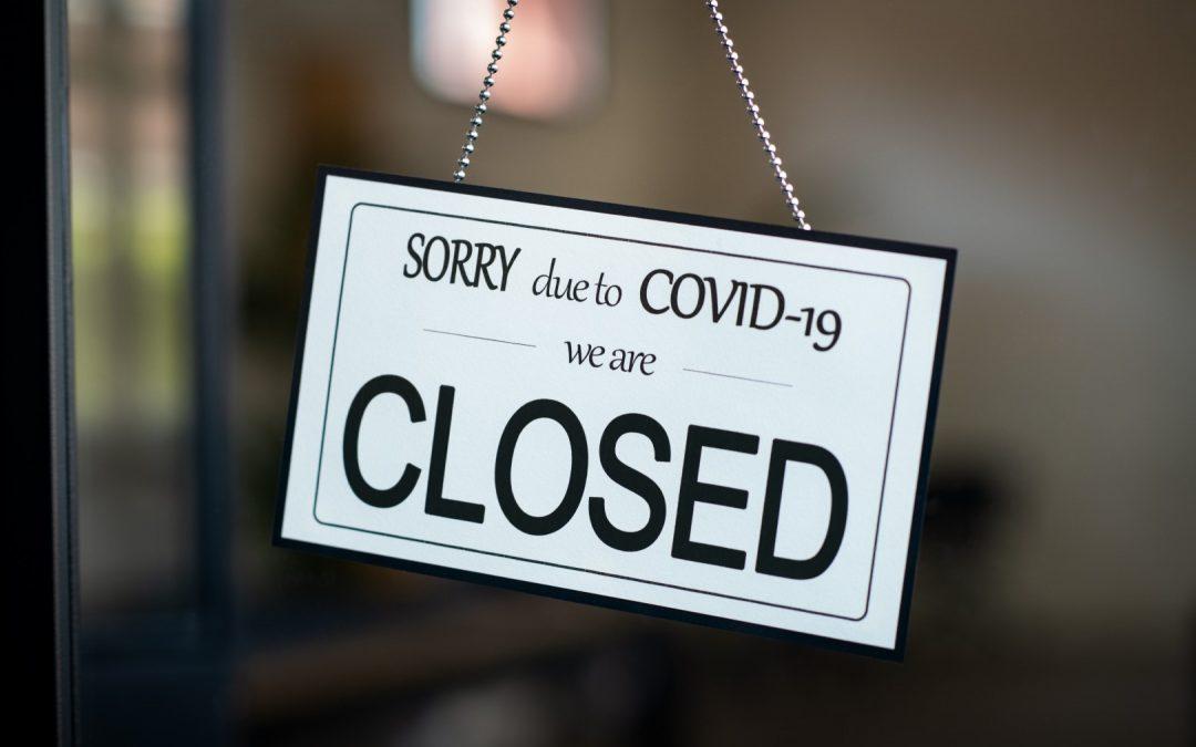 Resoluciones a favor de prohibir un desahucio de un negocio cerrado por el Covid