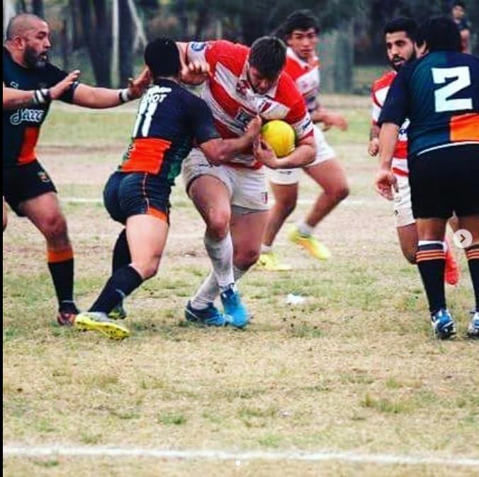 Dos refuerzos de peso para la melé del CD Mairena Rugby