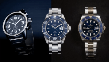 dive watches that look like rolex submariner
