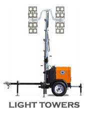We Sell and Service Light Towers!