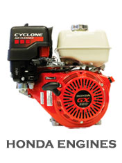 We Sell and Service Honda Engines!