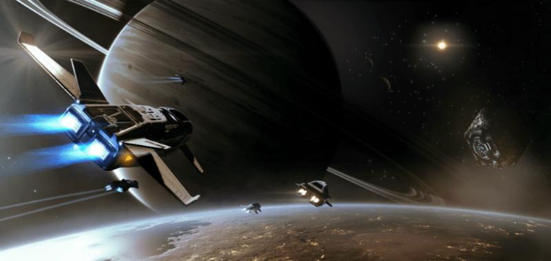 Noticias de la Galaxia: Las superpotencias compiten por el futuro de la Golconda