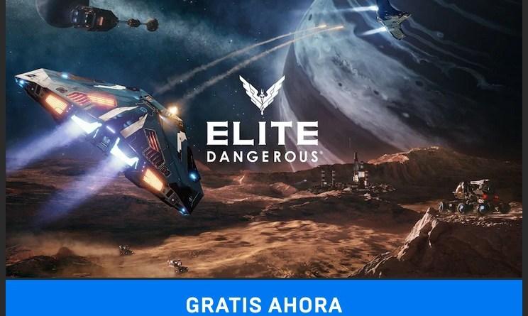 Elite Dangerous – Gratis en la Tienda de Epic Games.