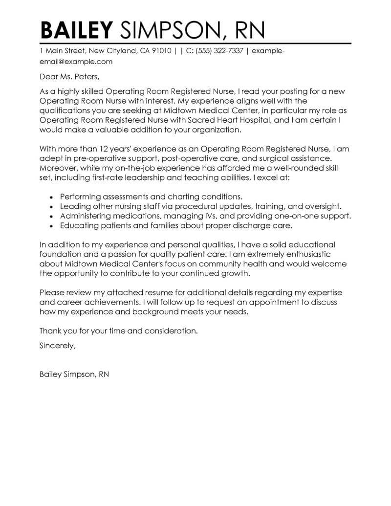 Amazing Healthcare Cover Letter Examples  Templates from