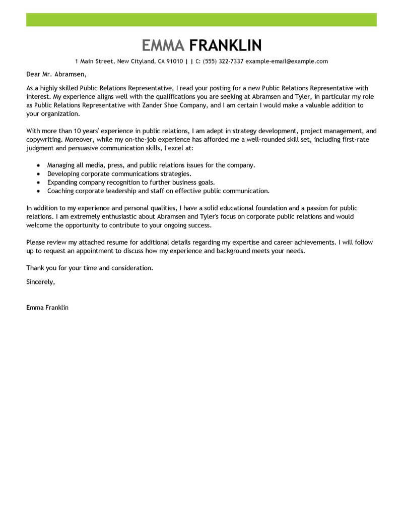 Website Copywriter Cover Letter Outstanding Marketing Cover Letter Examples Templates From Trust