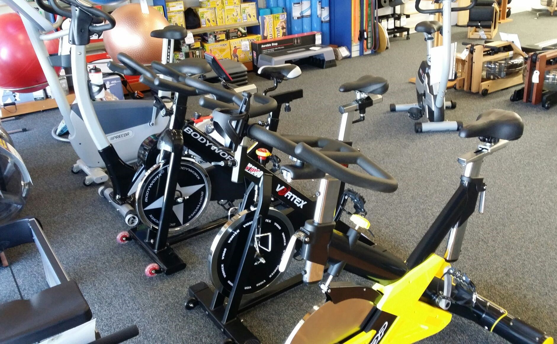 How To Choose Between Different Brands Of Exercise Bikes