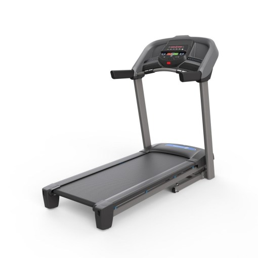Horizon-Treadmill-T101-2.5_CHP_motor_folding_bluetooth_Sale_display_free_assembly_delivery_Perth_metro