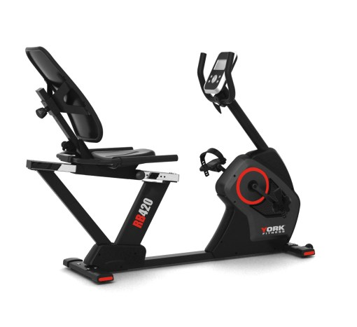 York-recumbent-exercise-reclining-bike-rb420-rehabilitation-physiotherapist-joint-problems-improve-mobility-weight-loss-movement