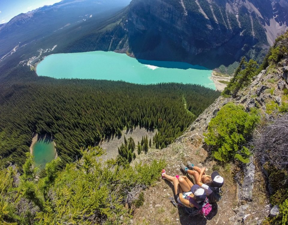 Big Beehive Lake Louise