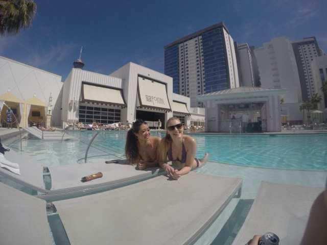 SLS Pool