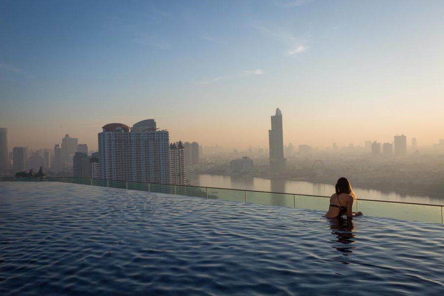 Sunrise in Bangkok Avani