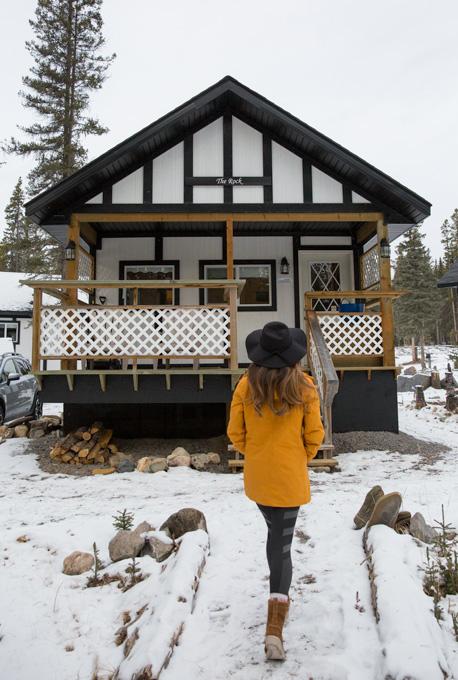 expanse cottages nordegg