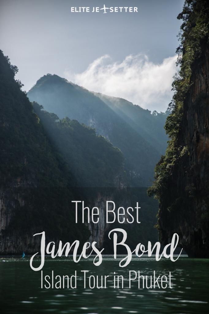 Best James Bond Island Tour Phuket