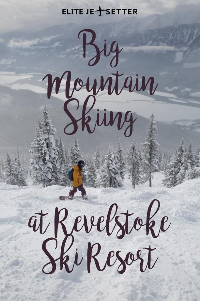 Revelstoke Ski resort