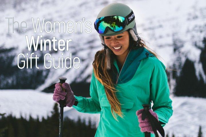 Women's winter gift guide