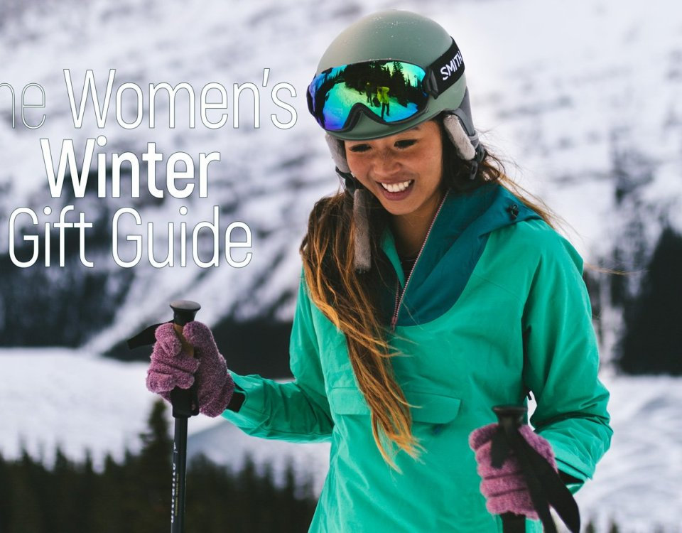 Women's winter gift guide