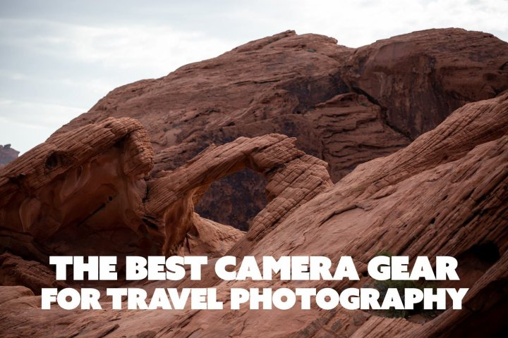 Best Travel Photography Gear