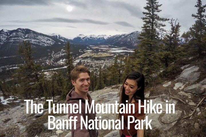 Tunnel Mountain Hike Banff