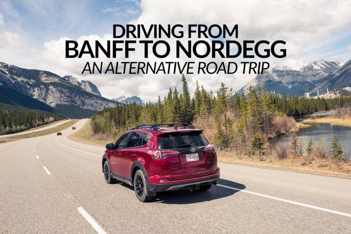 Road Trip to Nordegg
