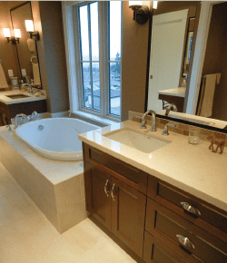 Spa Bathroom by Elite Kitchens & Bathrooms