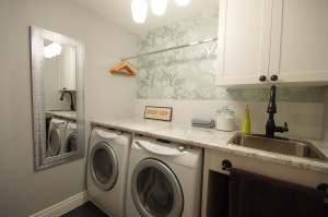 Gorgeous Laundry Room by Elite Kitchens and Bathrooms