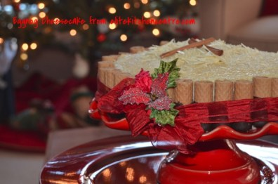 Elite Kitchens and Bathrooms Eggnog Cheesecake Recipe