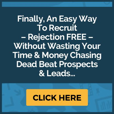 Rejection Free Recruiting