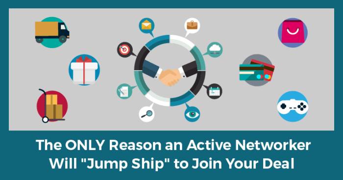 How to have networkers join your network marketing business
