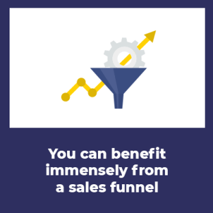marketing on the internet with sales funnels can benefit you immensely